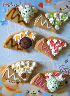Crepes by steamed-flowers on deviantART