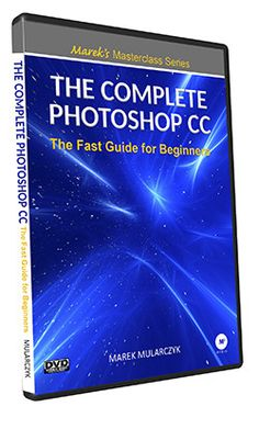 "My Brand New ""The Complete Photoshop CC"" DVD"
