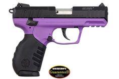 Ruger SR22PG Purple .22LR