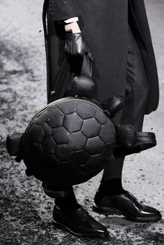 Thom Browne Fall 2015 Menswear Fashion Show Details