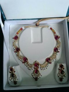 rajputi jewellery necklace by Kuldeep Singh