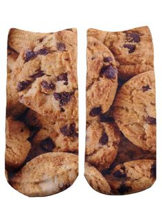 Cookie Ankle Socks