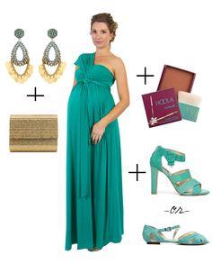 Pregnancy party dresses