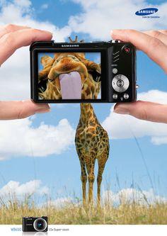 Another great camera ad #marketing #advertising #ads #design #pubblicita #publicite #creative