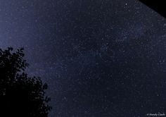 https://flic.kr/p/vNvTMK | Milky Way & Meteor 20 July 2015 | Another meteor found in my images from when I house sat at my mothers place in Chelmsford, Essex recently.  Image taken just after midnight when street lighting had been extinguished.  The other image is here: www.flickr.com/photos/76699751@N07/19656085669/