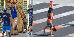 Have you ever wondered how to work on your handstand technique? Here are some tips for improving one of the CrossFit® basic movements. Turkish Get Ups, Kettlebell Swings, Russian Twist, Abdominal Muscles, Muscle Groups, Crossfit Athletes, Handstand, Squats, Abs