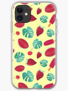 Ice creams and watermelons, sweet pattern • Millions of unique designs by independent artists. Find your thing. Redbubble Samsung Galaxy Case - #redbubble #samsung #phone #mobile #cases #tech #gadgets #art Also available as T-Shirts & Hoodies, Men & Women Apparel, Stickers, iPhone Cases, Samsung Galaxy Cases, Posters etc. Easy Food To Make, Samsung Galaxy Cases, Mobile Phone Cases, New Pins, Tech Gadgets, Sell Your Art, Iphone Case Covers, Cool Shirts, Watermelon