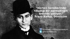 Franz Kafka - Dönüşüm https://kitapokurum.blogspot.com.tr/