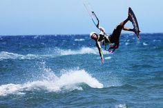 Offrez-vous une session de kitesurf dans le Sine Saloum