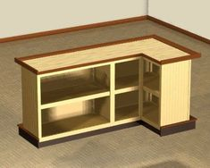 Free Home Bar Building Plans | Home Bar Plans – Easy to Build Home ...