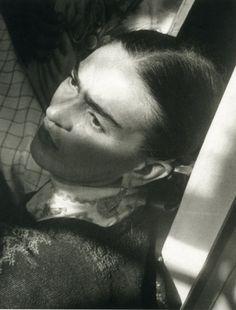 Frida Kahlo by Hector Garcia