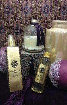 Zoom parfum maison figue chez Pampilles Paray