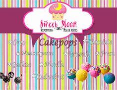 Nuestro menu de sabores de las Cakepops: