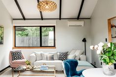 Vic and Dael's colour inspiration | Habitat by Resene