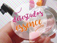 Os meus produtos preteridos Essence  Beleza  Review