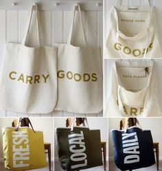 very cool bags