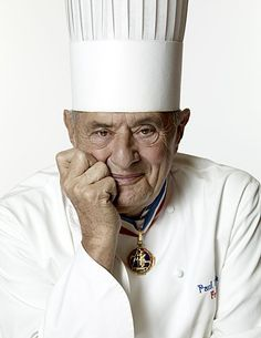 "Paul Bocuse b. 1926...called the ""most important chef in history""...the Bocuse Restaurant opened this month at the Culinary Institute in America"