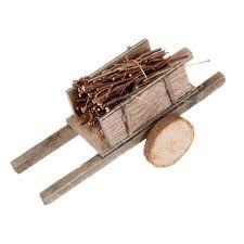 Risultati immagini per pezzi presepe fai da te Wood Crafts, Diy And Crafts, Diy Popsicle Stick Crafts, Fairy Garden Furniture, Fairy Crafts, My Fairy Garden, Miniture Things, Fairy Houses, Christmas Crafts