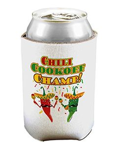 TooLoud Chili Cookoff Champ! Chile Peppers Can / Bottle Insulator Cooler - 1 Piece TooLoud http://www.amazon.com/dp/B00P4IU1DY/ref=cm_sw_r_pi_dp_dq1Oub1HKMZ7X