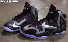 "I hate Lebron, but the Lebron 11 ""Miami Nights"" are unreal. Definitely want to get a pair soon."