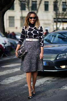 Milan Street Style: Shiona Turini