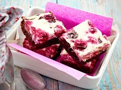 Blondie Brownies, Pavlova, Blondies, Waffles, French Toast, Bakery, Muffin, Low Carb, Ice Cream