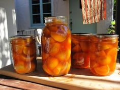 Saving the Season - Journal - Golden Beets Pickled with Ginger