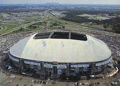 Texas Stadium, Irving, TX too bad it's gone. Dallas Cowboys History, Cowboy History, Dallas Cowboys Images, Texas History, Texas Stadium, Sports Stadium, Texas Texans, Dallas Texas, Uvalde Texas