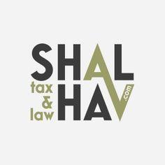 Shalhav - Tax & Law logo.