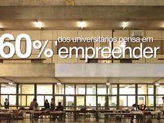 """Na última edição da pesquisa """"Empreendedorismo nas Universidades"""", respondida por mais de seis mil jovens universitários de todo o Brasil, constatou-se que 60% desse público tem o sonho de empreender. No entanto, o mesmo estudo apontou que esse grupo é excessivamente confiante e apenas 23% dos entrevistados afirmou dedicar algum tempo capacitando-se para iniciar um negócio."""