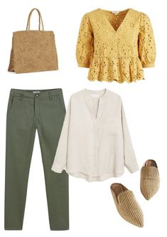 Comment porter le chino ? Outfit Sets, My Outfit, Bell Sleeves, Bell Sleeve Top, Outfits, Tops, Women, Fashion, Chinese