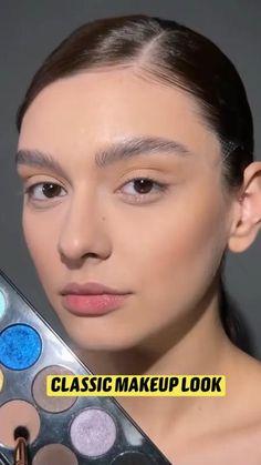 Teen Eye Makeup, Hd Makeup, Contour Makeup, Flawless Makeup, Makeup Videos, Makeup Trends, Makeup Tips, Creative Eye Makeup, Simple Makeup