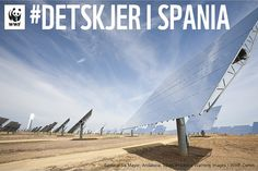 i Spania. Seize Your Power Andalucia, Global Warming, Climate Change, Wind Turbine, Paths, Planets, Spain, Environment, World