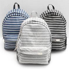 moms Fashion Friday: Mamas Wear Backpacks Too!Fashion Friday: Mamas Wear Backpacks Too! Little Girl Backpack, Mochila Jansport, Cute Backpacks, Kids Fashion Boy, Cute Bags, Handbag Accessories, Fashion Backpack, Kids Outfits, Purses