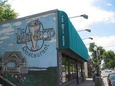 The Malt Shop, Minneapolis.