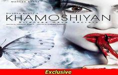 ⌦ Checkout The Poster of Gurmeet Choudhary's 'Khamoshiyan' ⌫   Watch It Here: - http://www.nyoozflix.com/gurmeet-choudhary-khamoshiyan-movie-poster/  #MovieNews   #Gossips