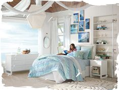 Beach Themed Bedrooms for Adults Photo Gallery of the Beach