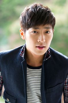 Lee Sang Yeob.  His puppy eyes and bad ass walk slay me>in a very good way