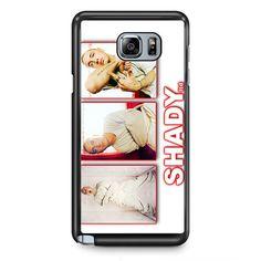 Eminem Shady TATUM-3945 Samsung Phonecase Cover Samsung Galaxy Note 2 Note 3 Note 4 Note 5 Note Edge