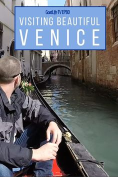 GoatLife TV: Check out this week's episode where we show you around beautiful Venice, Italy! Venice is a gorgeous city, and we visit nearby islands, and give you aerial footage with the drone!
