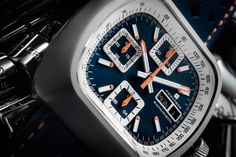 Straton Watch Co. Speciale Chronograph Watch