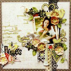 Larissa Albernaz's Gallery: I heart flowers *C´est Magnifique*