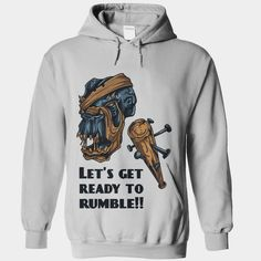 Lets Get Ready To Rumble!!  Hoodie, Order HERE ==> https://www.sunfrog.com/Sports/Lets-Get-Ready-To-Rumble-66195676-Guys.html?id=41088 #christmasgifts #xmasgifts #footballlovers