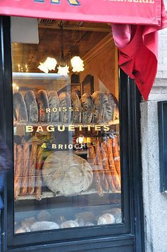 Balthazar NY- French bakery attached to restaurant