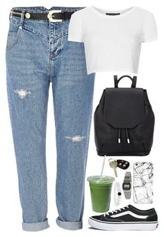 """Untitled #901"" by zarryalmighty ❤ liked on Polyvore featuring River Island, Topshop, Vans, rag & bone, Casetify, American Apparel and vans"