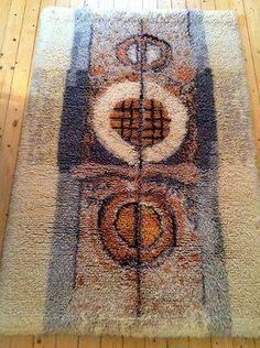 FINNISH-ART-RYA-RUG-WALL-HANGING-RYIJY-KEHRA-1970-S