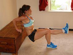 Full Body Home Workout. No Equipment. Free. Fat Burn, body sculpting.   www.benderfitness.com