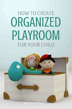 How to Create Organized Playroom for Your Child - To create a well organized playroom means a well crafted play space sets the stage for great, engaged play. Often the difference between children happily playing or wandering around bored is simply the playroom itself. Organized Playroom, Playroom Organization, Organizing Kids Books, Organize Kids, Toddler Preschool, Toddler Toys, Kids Play Spaces, Homemade Toys, Learning Through Play