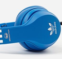 adidas originals teams up with monster for high-performance headphones