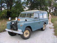 1965 Land Rover 109